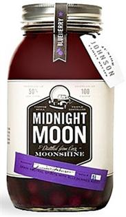 Midnight Moon Junior Johnson's Blueberry Moonshine...